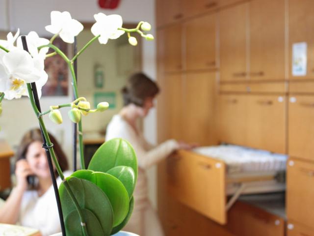 Frauenarzt Germering Empfang
