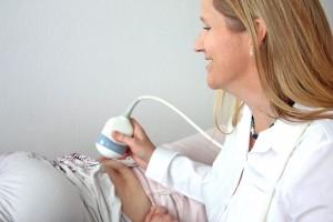 Frauenarzt Ultraschall